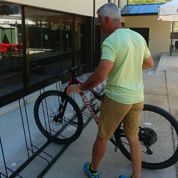 Parking Bicicletas