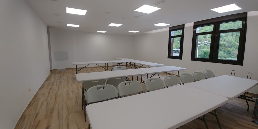 Aula polivalente | La Antigua Escuela