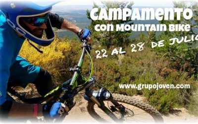 CAMPUS DE MOUNTAIN BIKE Y MULTIAVENTURA