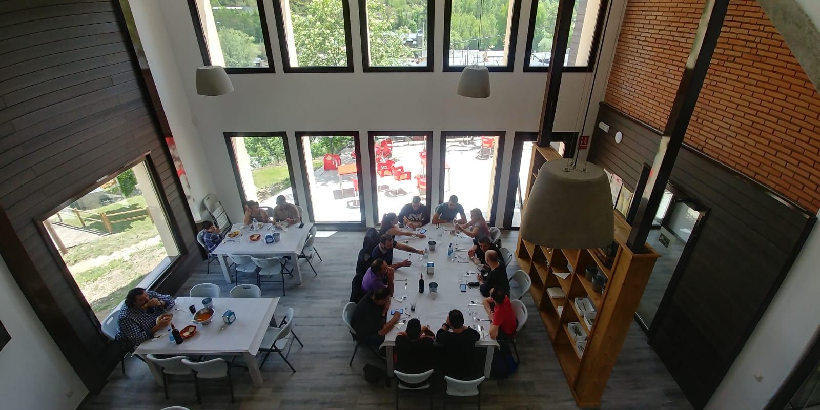 Eventos Restaurante La Antigua Escuela del Bierzo
