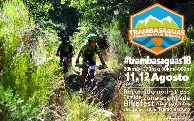 CARRERA MOUNTAIN BIKE TRAMBASAGUAS
