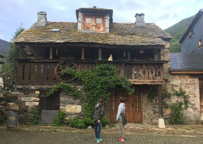 Turismo rural La Antigua Escuela del Bierzo