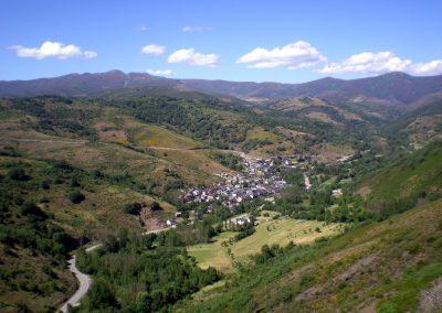 Entorno de Pobladura de las Regueras - El Bierzo