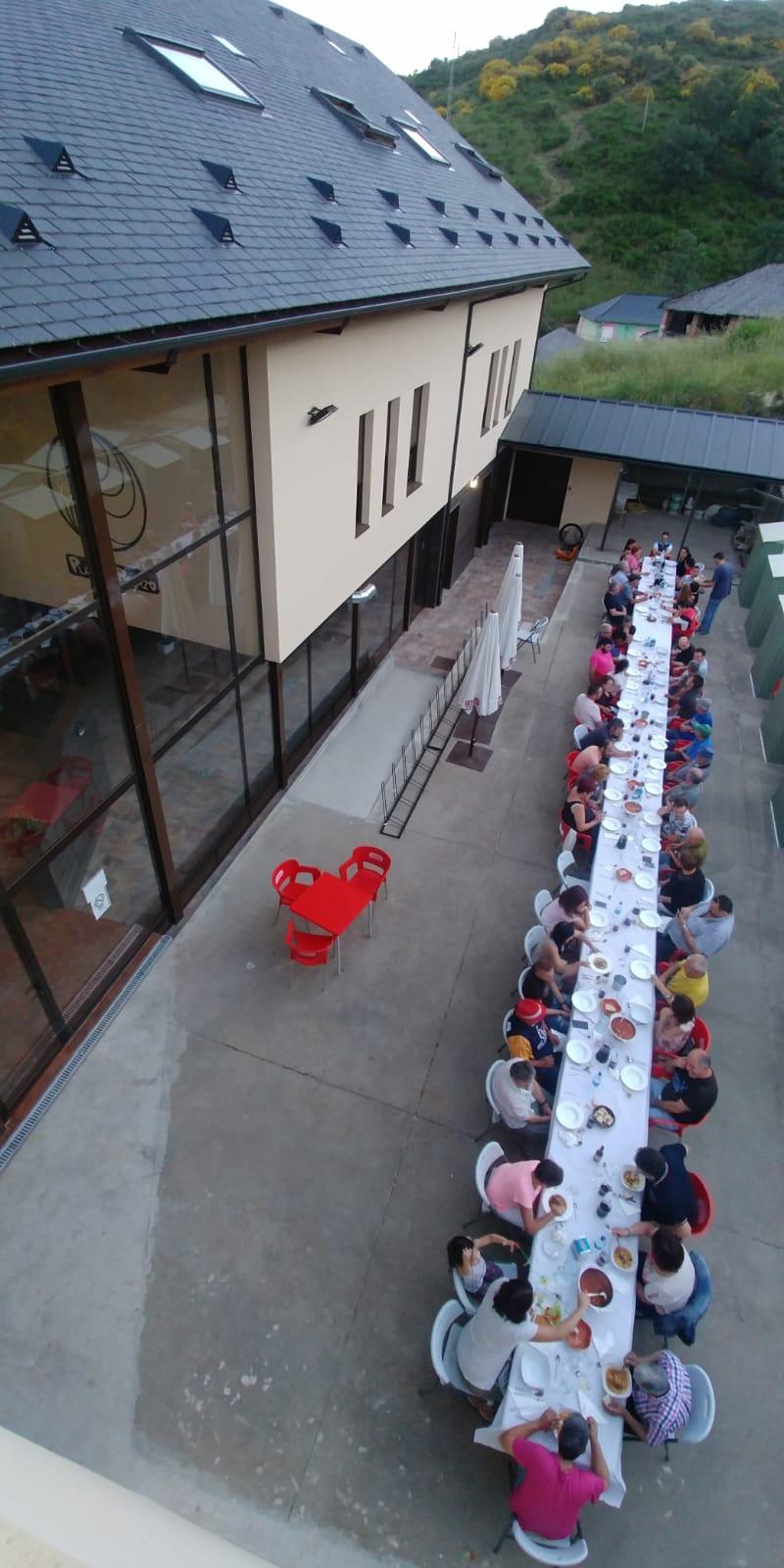 Eventos La Antigua Escuela del Bierzo - Comidas