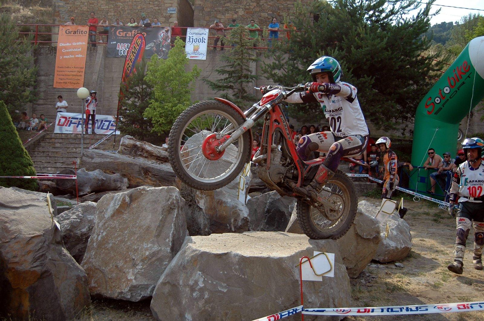 Trial - La Antigua Escuela - Pobladura de las Regueras - Campeonatos