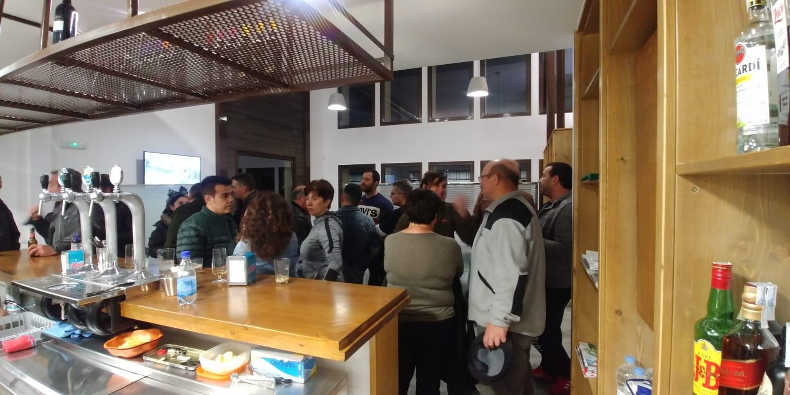 Bar Cafetería La Antigua Escuela del Bierzo - Abierto todos los días