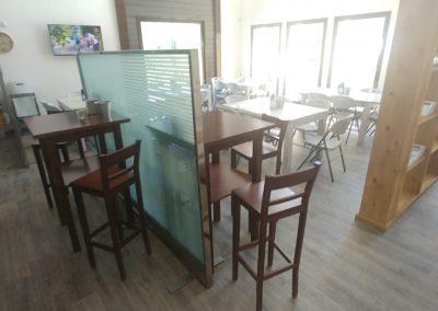 Bar Cafetería La Antigua Escuela del Bierzo - Local  amplio y nuevo
