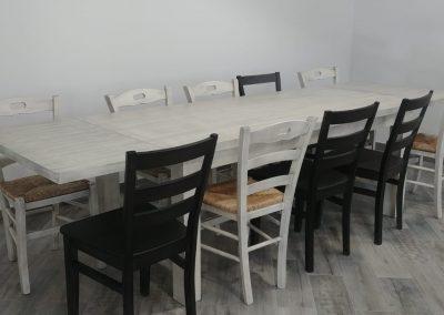Bar Cafetería La Antigua Escuela del Bierzo - Mesa Singular
