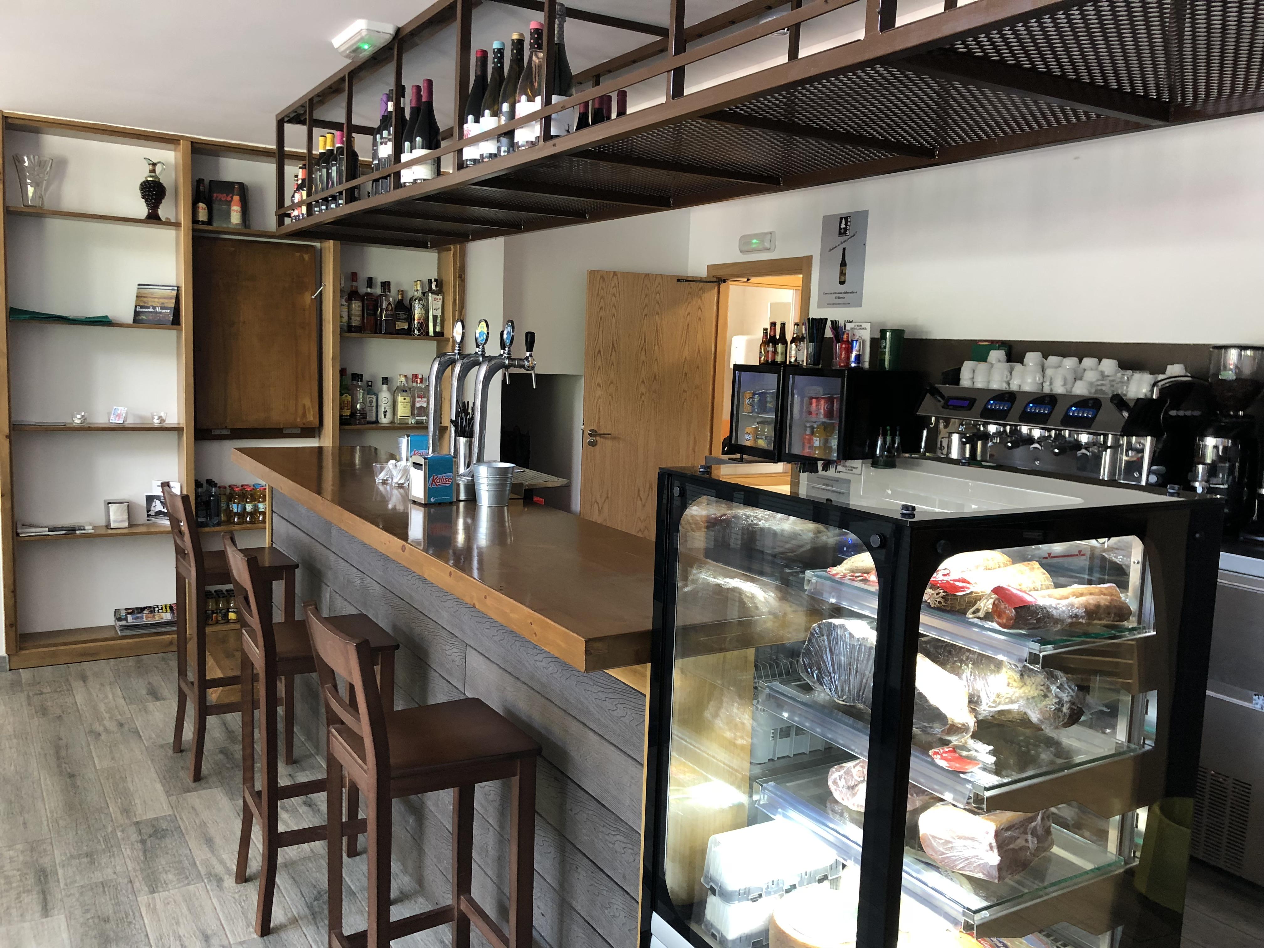Bar Cafetería La Antigua Escuela - Embutidos de El Bierzo