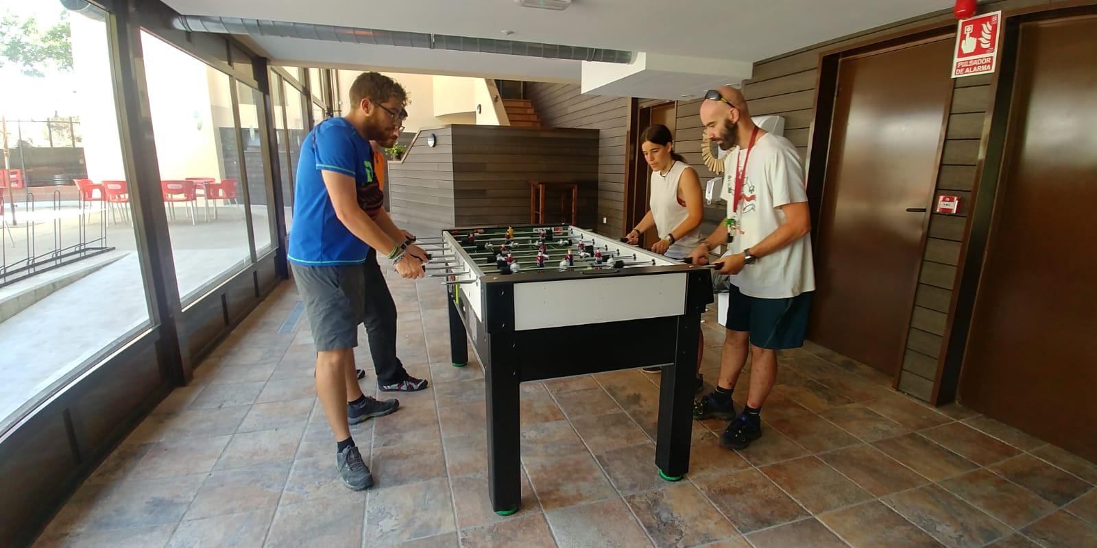 Bar Cafetería La Antigua Escuela - Sala de juegos