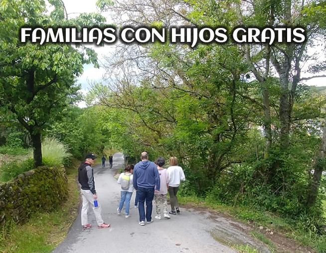 FAMILIAS CON HIJOS GRATIS