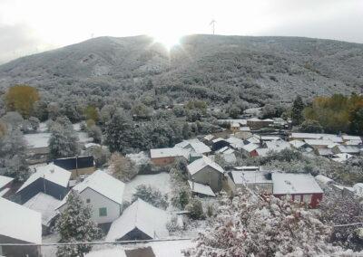 Pobladura de las Regueras Invierno | Pueblos con encanto | Alojamiento Antigua Escuela del Bierzo