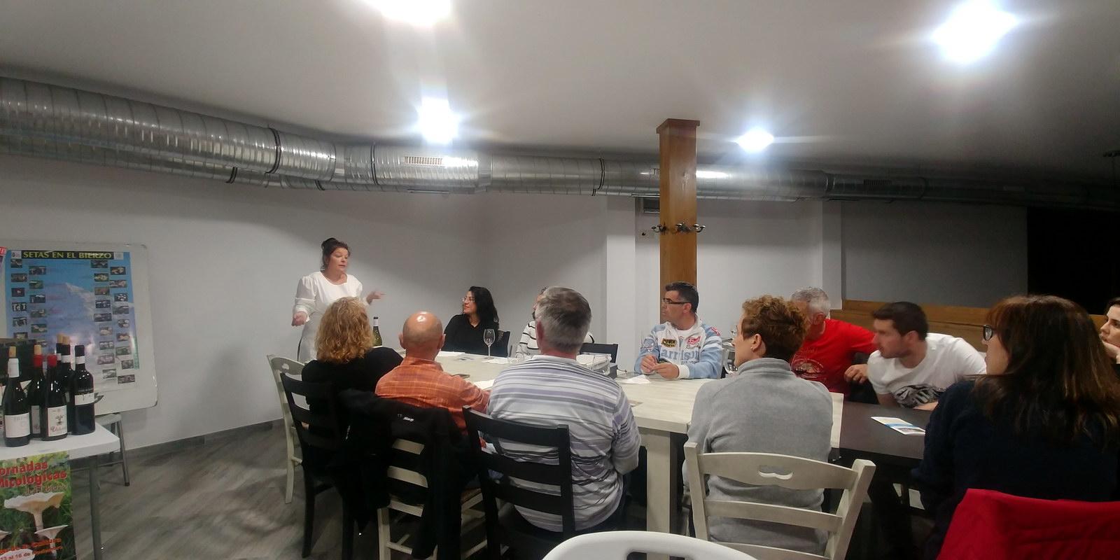 Catas de vino | Restaurante Antigua Escuela del Bierzo