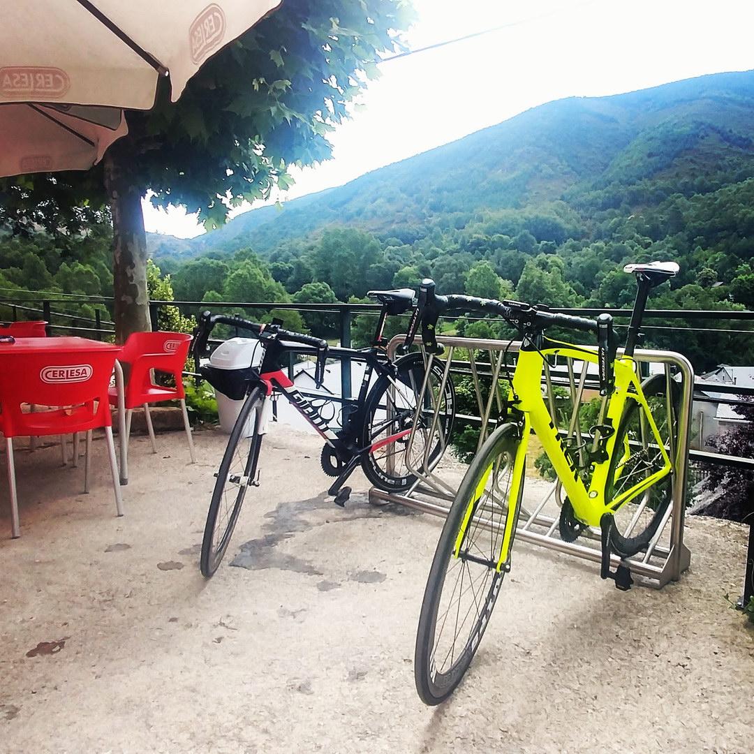 Ciclismo - Antigua Escuela del Bierzo