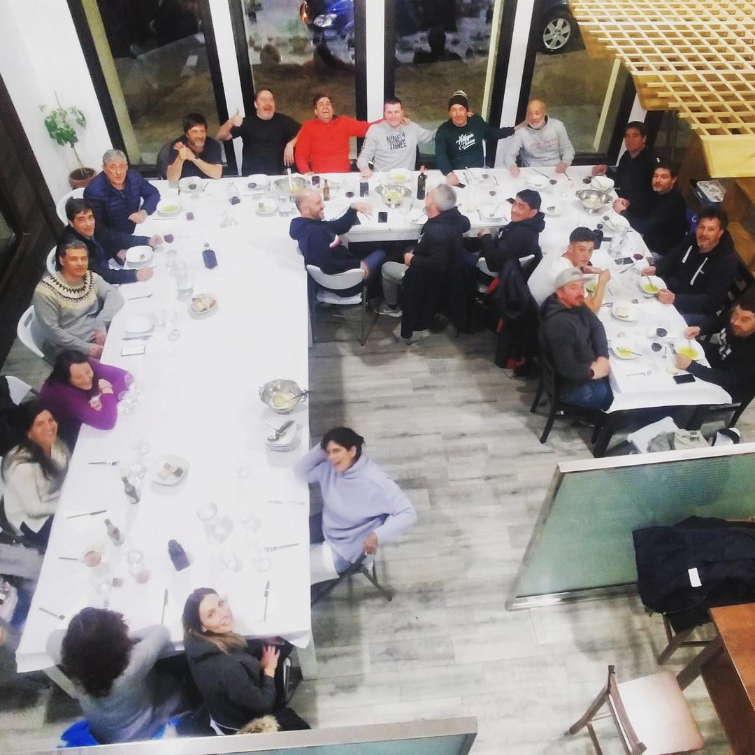 Comida de empresa - Restaurante Antigua Escuela del Bierzo