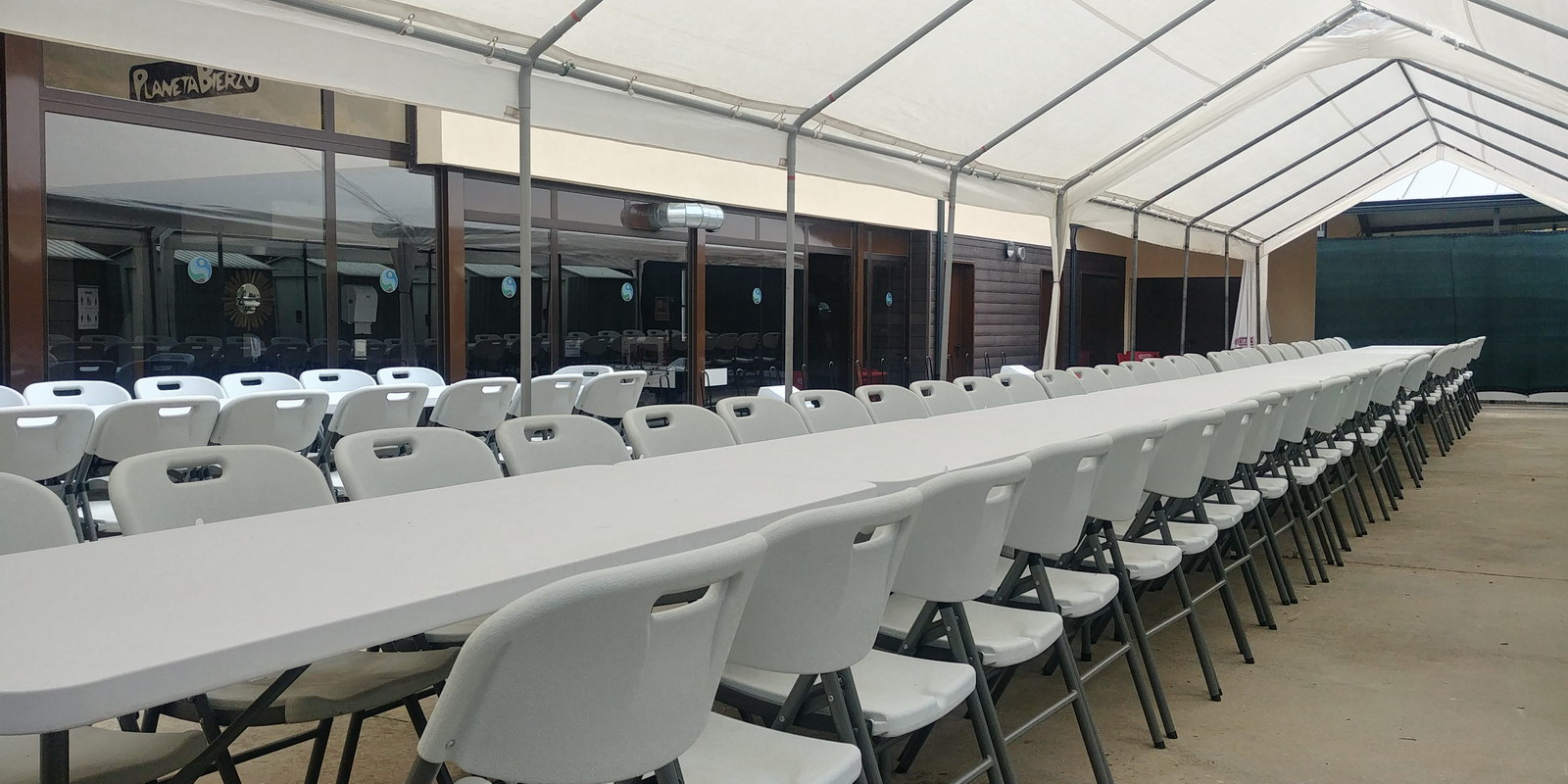 Evento comida banquete Restaurante Antigua Escuela del Bierzo