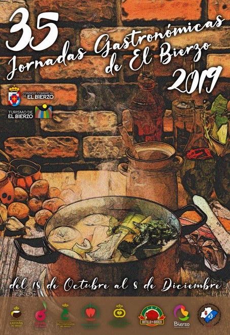 Jornadas Gastronómicas de El Bierzo 2019 - XXXV Edición