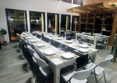 Jornadas Gastronómicas del Bierzo Restaurante La Antigua Escuela para grupos