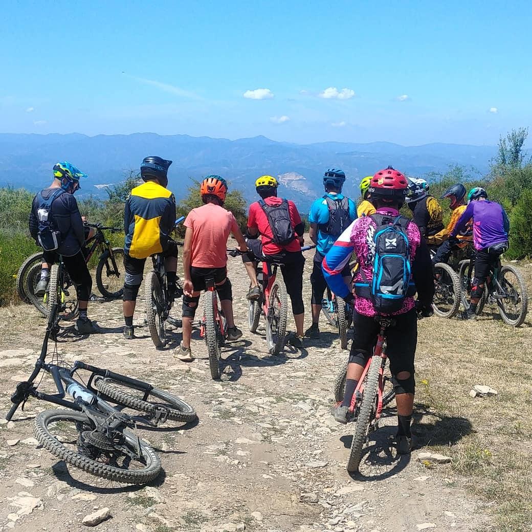 Mountain Bike - Antigua Escuela del Bierzo