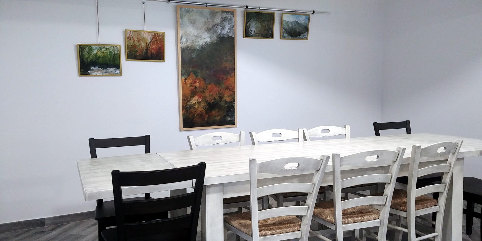 Restaurante Antigua Escuela del Bierzo | Comedor Privado