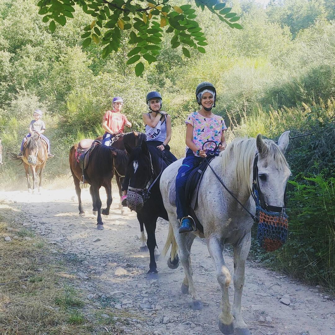 Ruta a caballo Antigua Escuela del Bierzo - eventos