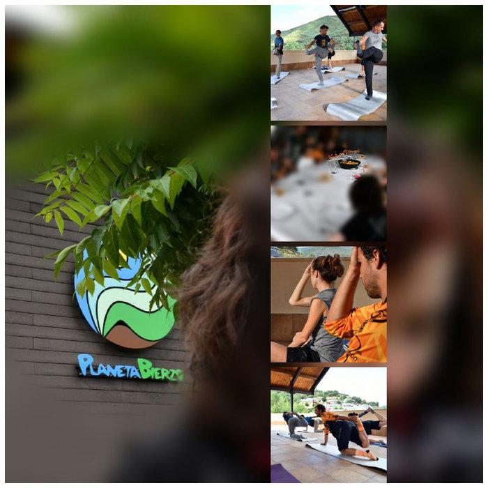 Yoga | en La Antigua Escuela del Bierzo