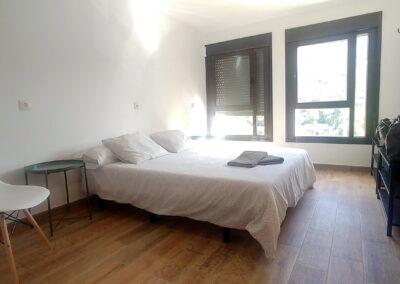 Antigua Escuela del Bierzo Hotel habitación doble normal con cama de matrimonio