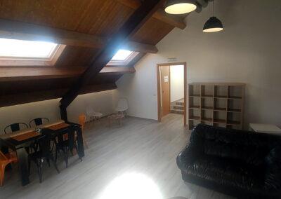 Antigua Escuela del Bierzo Hotel Sala de estar descanso