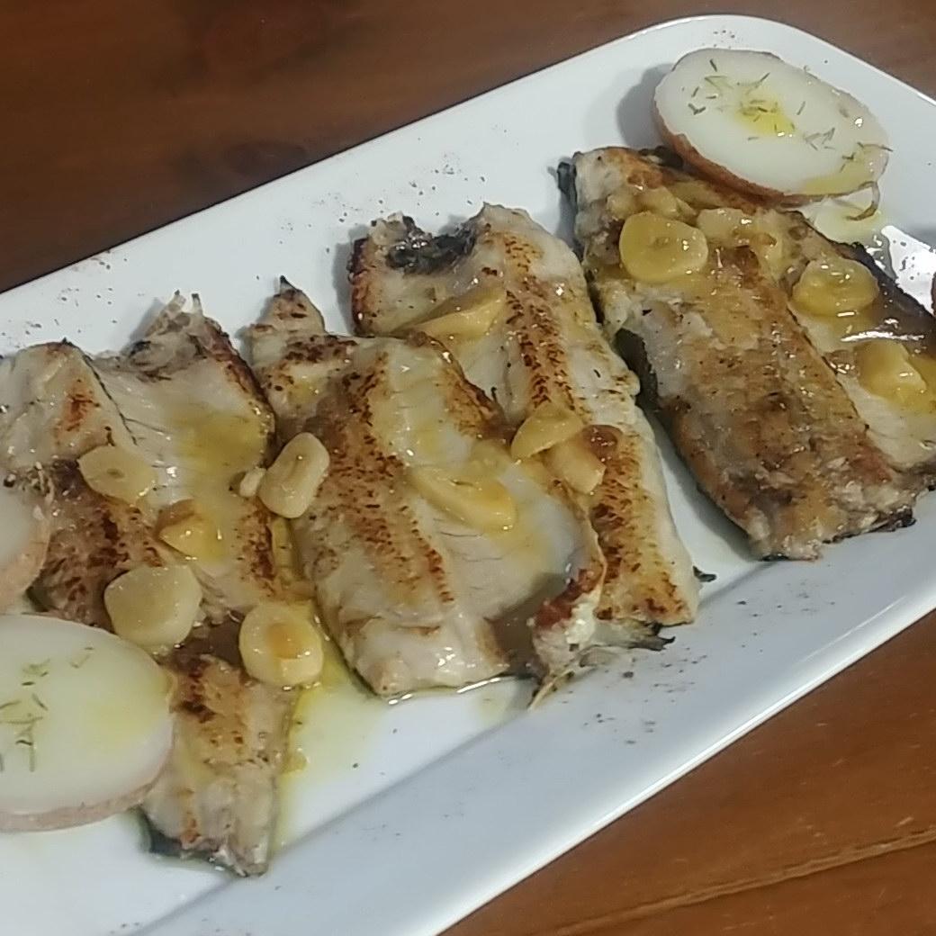 Restaurante Antigua Escuela del Bierzo Jornadas Gastronómicas Trucha