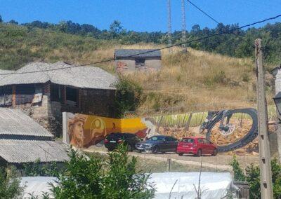 Alojamiento Restaurante con parking en El Bierzo