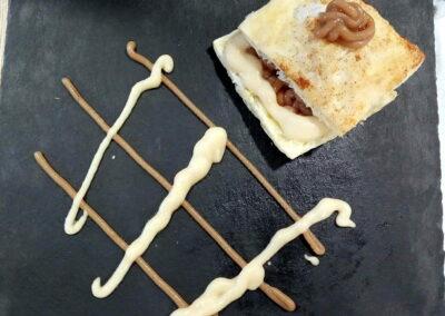 jornadas_gastronomicas_bierzo_2020_hojaldre_crema_castaña_canela