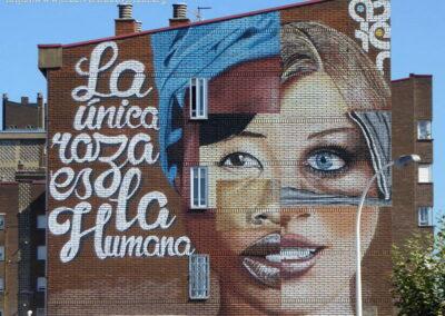 Grafiti en Ponferrada - Ruta de los Grafitis en el Bierzo