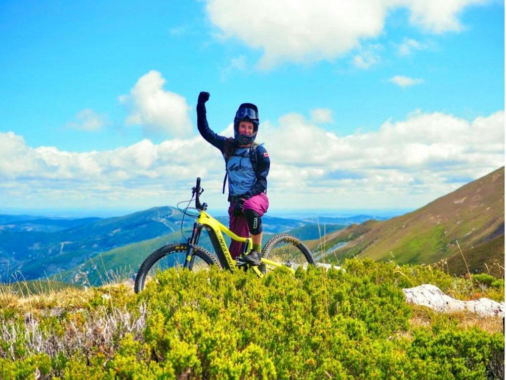Alquiler de bicicletas eléctricas ebike mountain bike | Rutas de Cicloalpinismo en El Bierzo