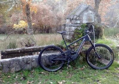 Alquiler de bicicletas eléctricas ebike mtb | Rutas con encanto en El Bierzo