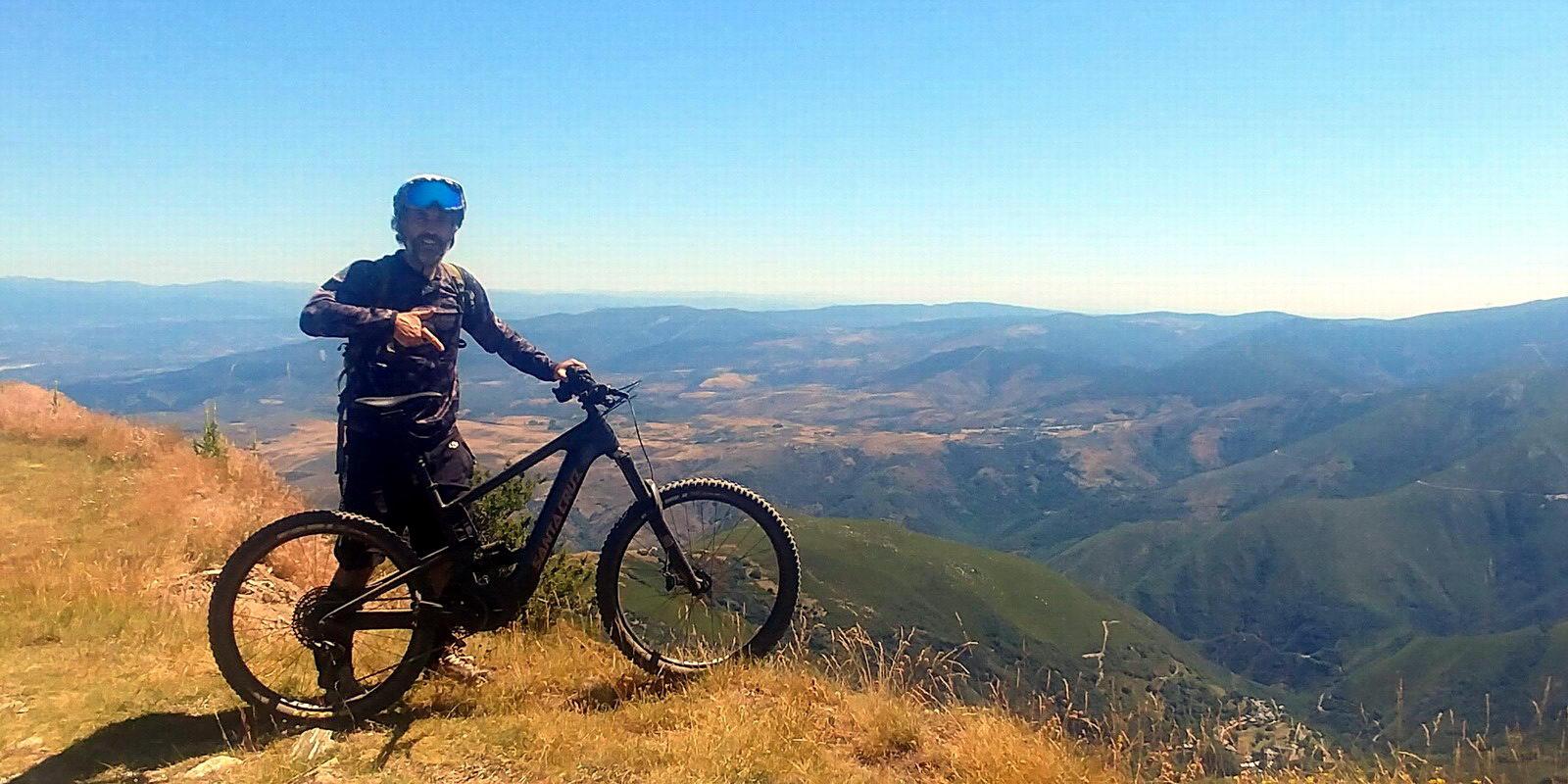 Alquiler de bicicletas eléctricas ebike mtb | Rutas de montaña en El Bierzo