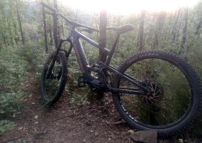 Alquiler de bicicletas eléctricas ebike mtb | Rutas por etapas en El Bierzo