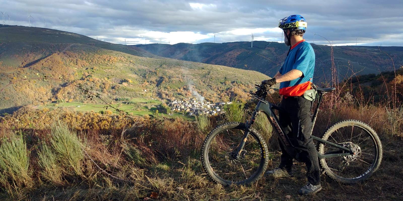 Alquiler de bicicletas eléctricas ebike mtb | Rutas por pueblos en El Bierzo