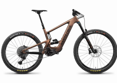 Test Center Santa Cruz | Bicicletas eléctricas eBike Santa Cruz | PLANETA BIERZO CENTRO MTB