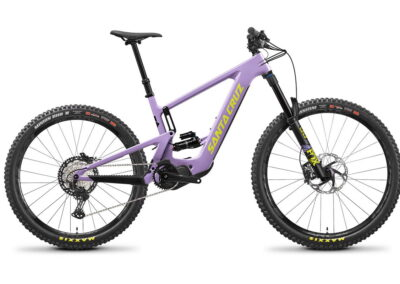 Alquiler de bicicletas eléctricas eBike Santa Cruz Bullit | MTB Enduro Mountain Bike en El Bierzo Léon