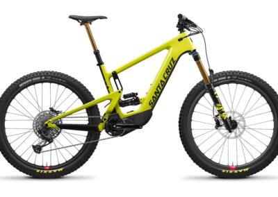 Alquiler de bicicletas eléctricas eBike Santa Cruz Heckler | MTB Enduro Mountain Bike en El Bierzo Léon