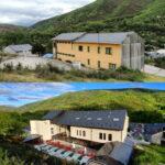 Antigua Escuela del Bierzo | Edificio histórico vs rehabilitado | vista sur