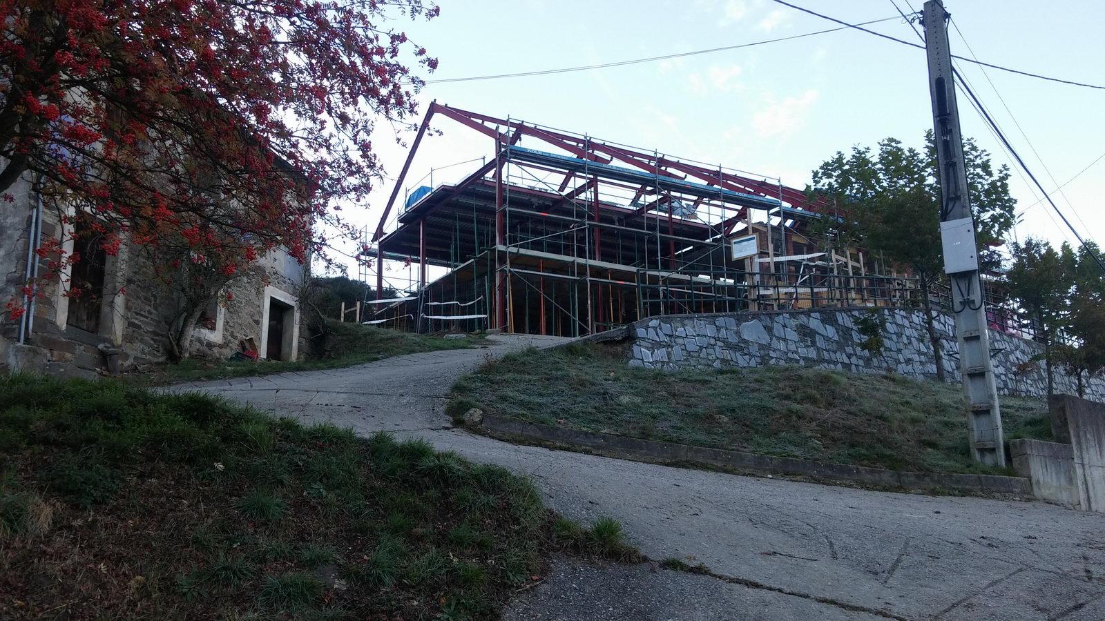 Antigua Escuela del Bierzo   Edificio nuevo cómo se rehabilitó   vista norte 1