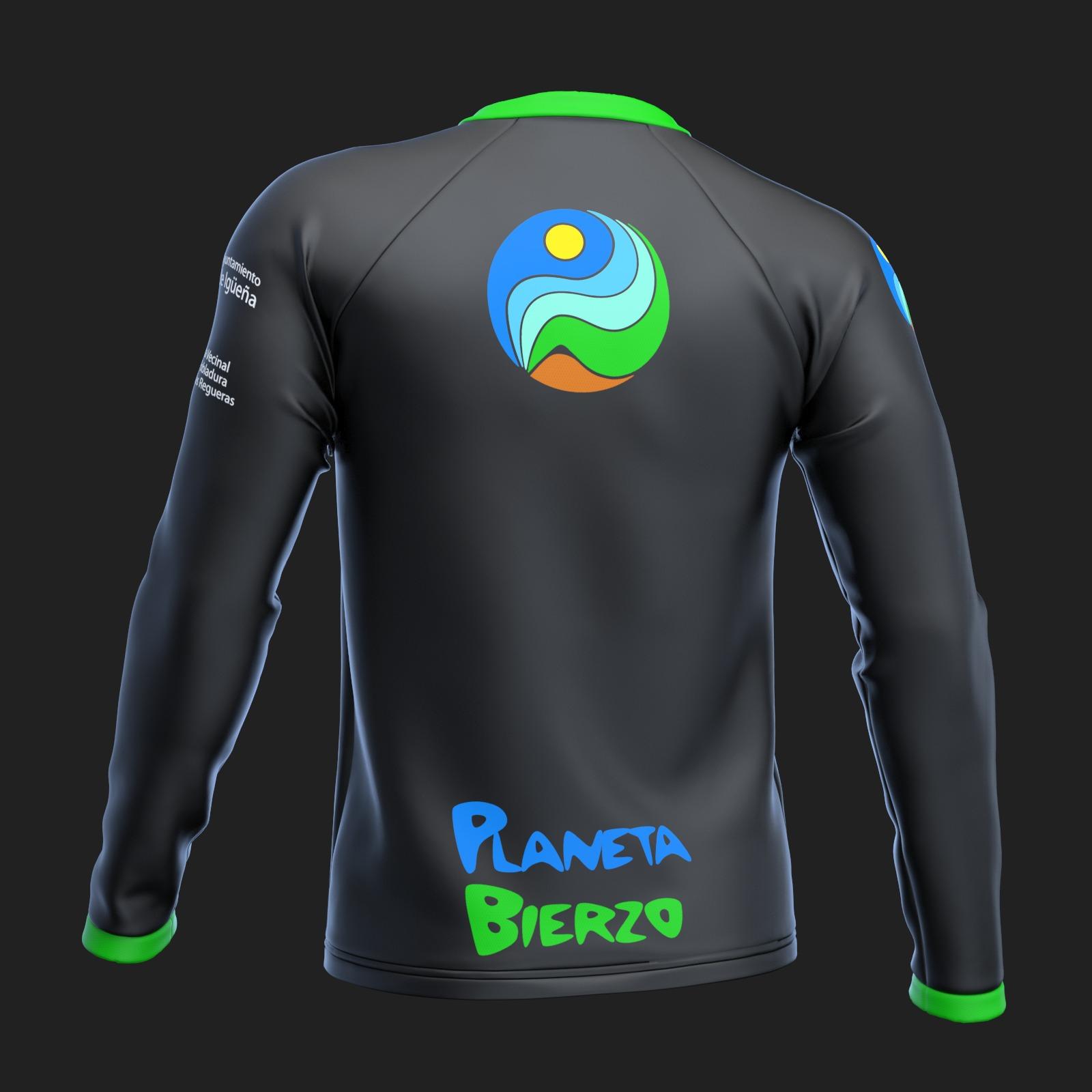 Camiseta Ciclismo Planeta Bierzo Santa Cruz