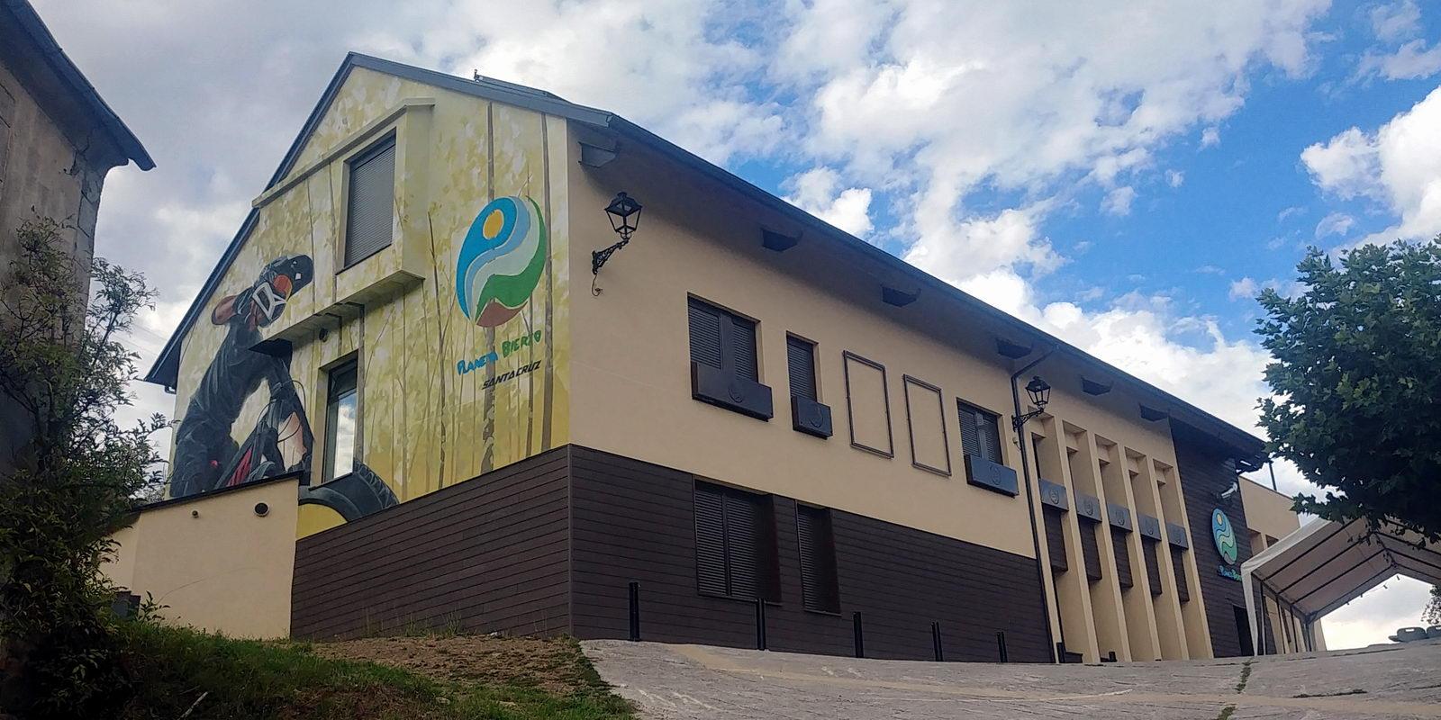 Centro MTB Planeta Bierzo | Alojamiento Bike Friendly