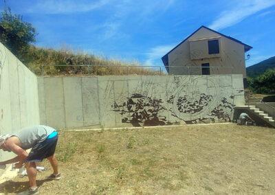 Grafiti Mountain Bike | Cómo se hizo | Pobladura de las Regueras León El Bierzo-las_regueras_el_bierzo_leon_2