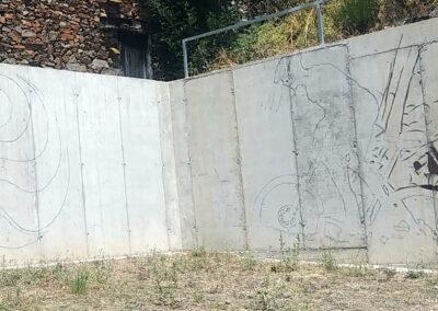Grafiti Mountain Bike | Cómo se hizo | Pobladura de las Regueras León El Bierzo