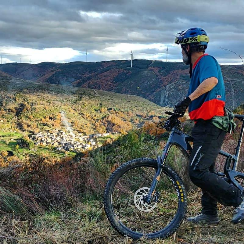 TEST CENTER SANTA CRUZ E Bikes | Centro MTB Planeta Bierzo | Rutas