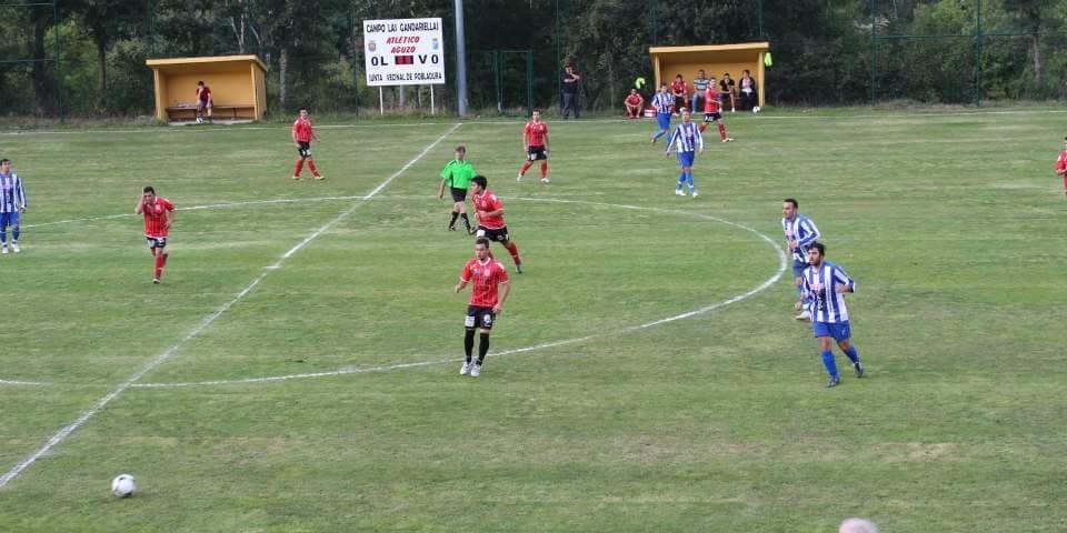 Campo de fútbol en Pobladura de las Regueras | Antigua Escuela del Bierzo