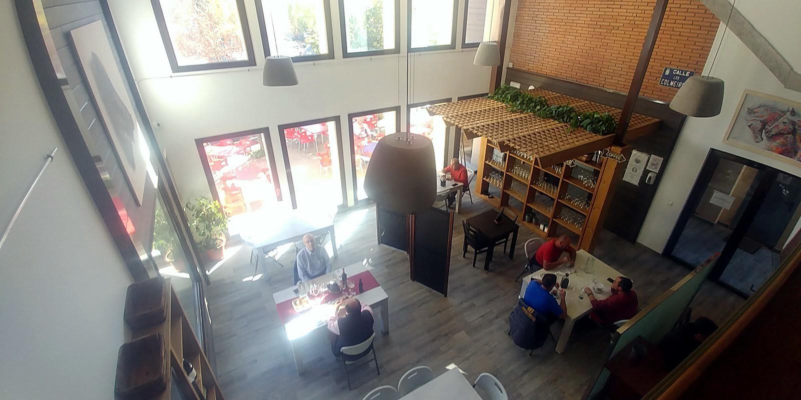Restaurante Comedor | Antigua Escuela del Bierzo