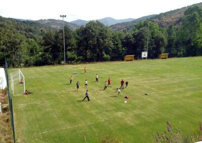 Campo de fútbol de Pobladura de las Regueras